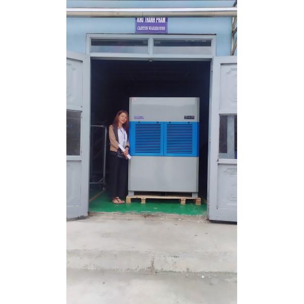 Tại sao dùng máy hút ẩm công nghiệp Harison trong sản xuất