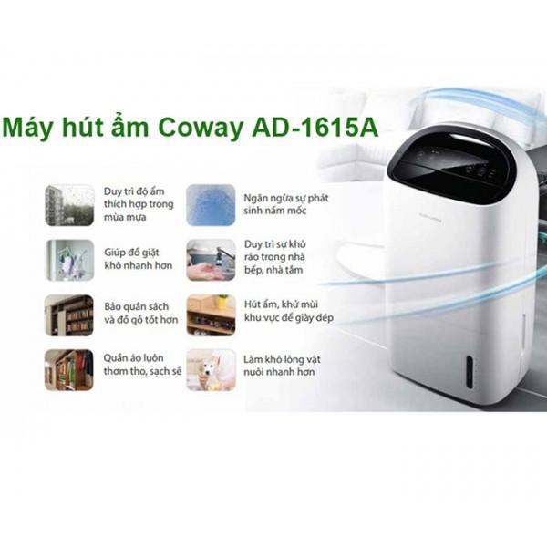 Coway – thương hiệu Hàn đi đầu trên thị trường máy lọc không khí