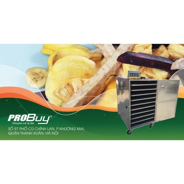 Công dụng của máy hút sấy khô thực phẩm