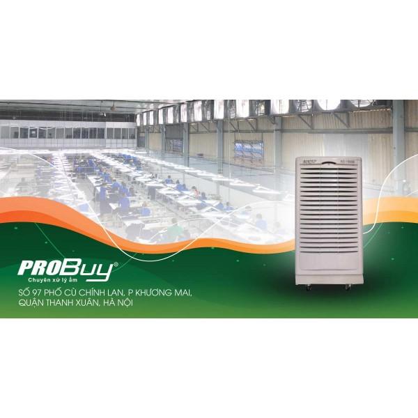 Máy hút ẩm công nghiệp Aikyo: 2 dòng máy phù hợp cho nhà xưởng
