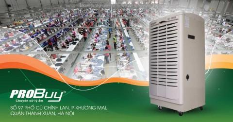 Giới thiệu máy hút ẩm công nghiệp Aikyo