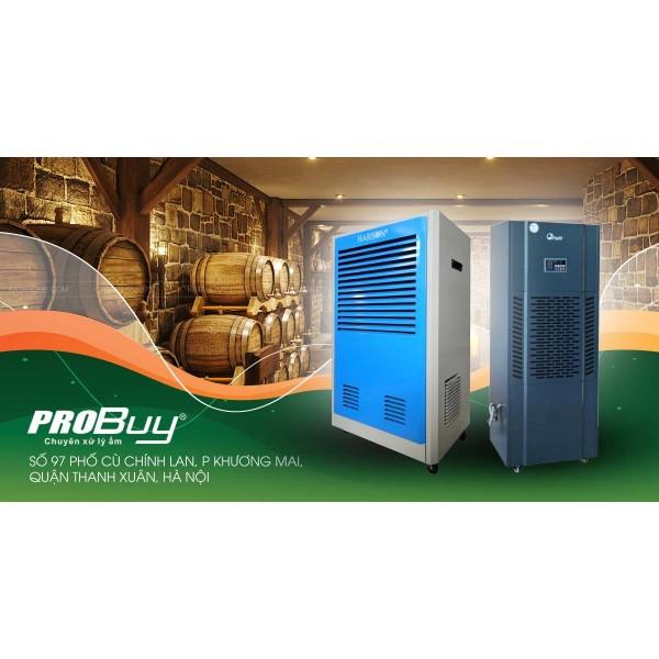 So sánh máy hút ẩm công nghiệp Harison và máy hút ẩm công nghiệp Fujie