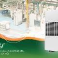 Giới thiệu máy hút ẩm công nghiệp Dorosin