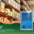 Máy hút ẩm công nghiệp Harison giúp vật liệu công nghiệp không nấm mốc
