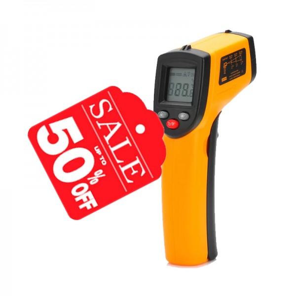Giảm giá 50% máy đo nhiệt độ  từ xa Smart Sensor AR 320 giao hàng toàn quốc 1 đổi 1 trong thời gian bảo hành