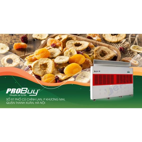 Hệ thống sấy khô thực phẩm tốt nhất phù hợp với sản phẩm sấy của bạn