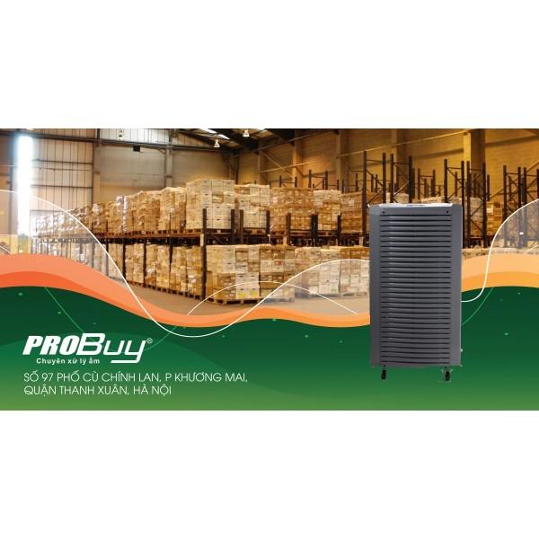 Máy hút ẩm công nghiệp FujiE HM-1500DN xử lí độ ẩm nhà xưởng hiệu quả