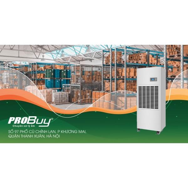 Vai trò của máy hút ẩm công nghiệp Dorosin đối với doanh nghiệp