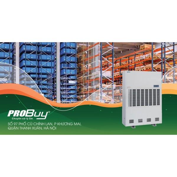 Máy hút ẩm công nghiệp FujiE HM-6480EB xua tan nỗi lo độ ẩm cao