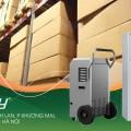 Hướng dẫn sử dụng máy hút ẩm không khí công nghiệp hiệu quả
