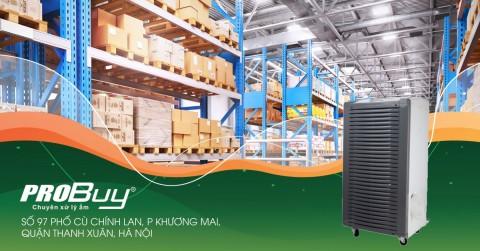 Ưu điểm của máy hút ẩm công nghiệp FujiE HM-1050DN