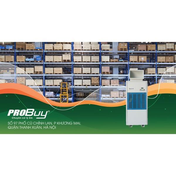 Máy hút ẩm công nghiệp DeAir RE-300 xử lý ẩm hàng đầu