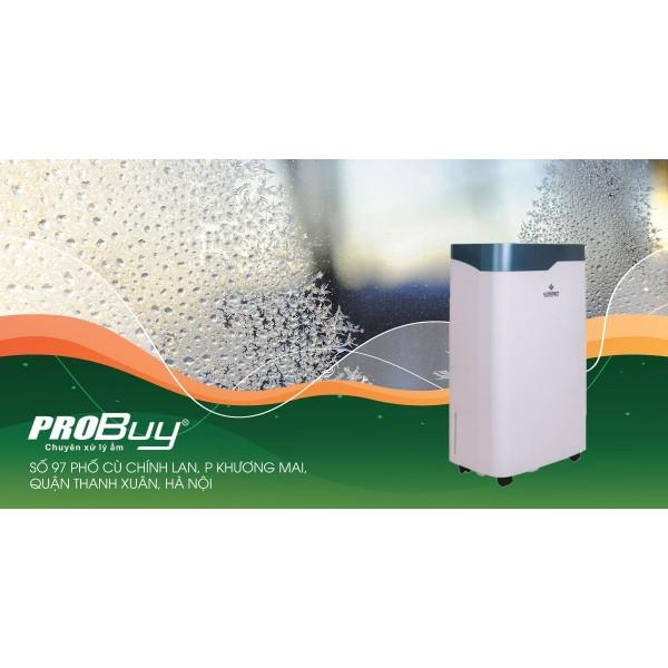 Vì sao nên sử dụng máy hút ẩm không khí?