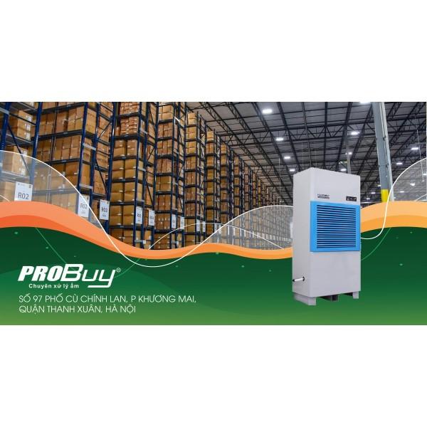 Ứng dụng của máy hút ẩm Harison HD-192B