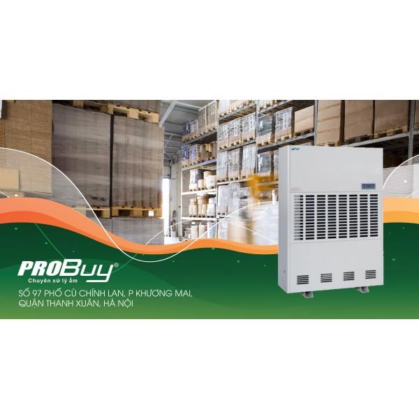 Hướng dẫn lắp đặt máy hút ẩm công nghiệp công suất lớn