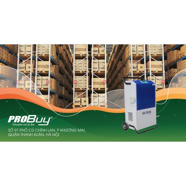 Uư điểm vượt trội của máy hút ẩm công nghiệp Olmas OS-150L