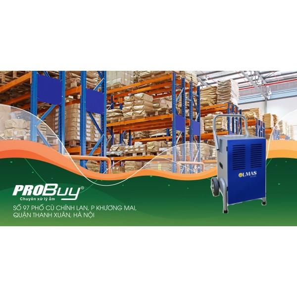 Những tính năng đa dạng của máy hút ẩm công nghiệp Olmas OS-60L
