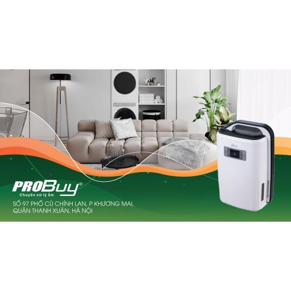 Vai trò của máy hút ẩm lọc không khí trong mỗi gia đình