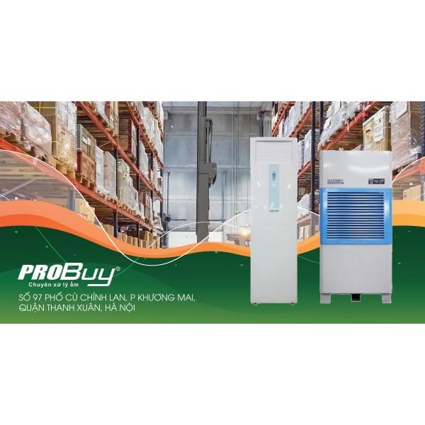 Vai trò của máy hút ẩm công nghiệp công suất lớn
