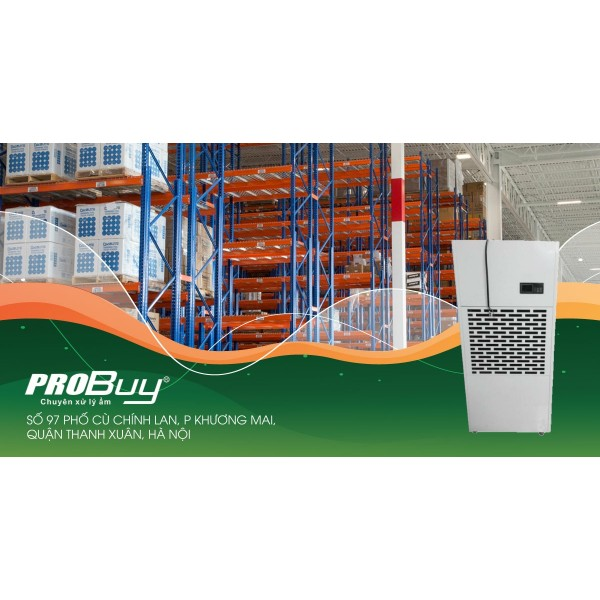 Máy hút ẩm công nghiệp Fujie HM-6240 EB  hút ẩm hiệu quả cao