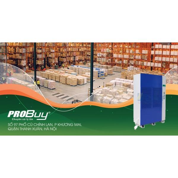 Máy hút ẩm công nghiệp Olmas OS-500L xử lý ẩm với chất lượng hàng đầu