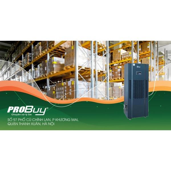 Điểm nổi bật của máy hút ẩm công nghiệp FujiE HM-180N