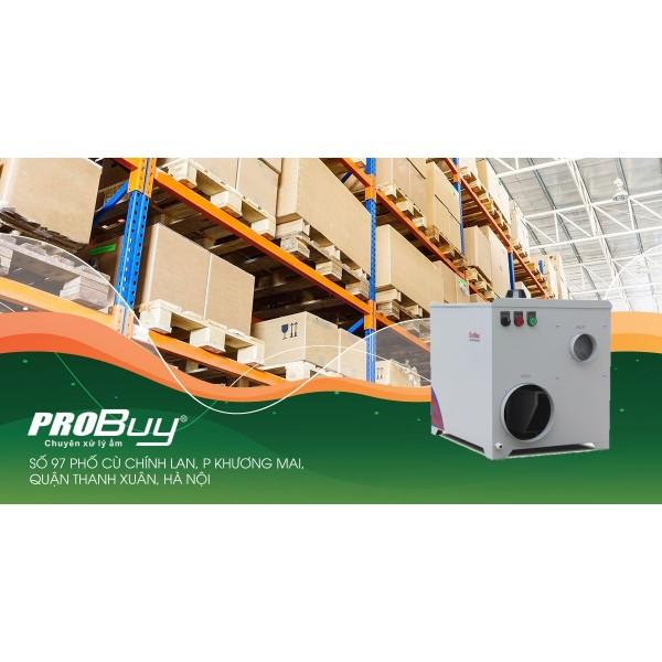 Giới thiệu về máy hút ẩm hấp thụ Drymax