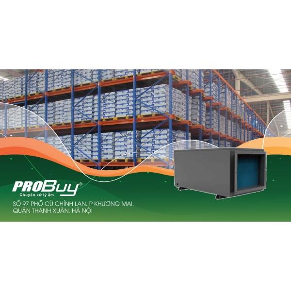 Máy hút ẩm treo trần Harison HCD-100B - tối ưu hóa không gian sử dụng