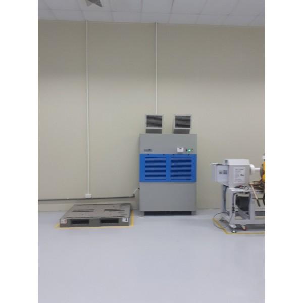 Xử lý ẩm cho kho hạt giống bằng máy hút ẩm công nghiệp