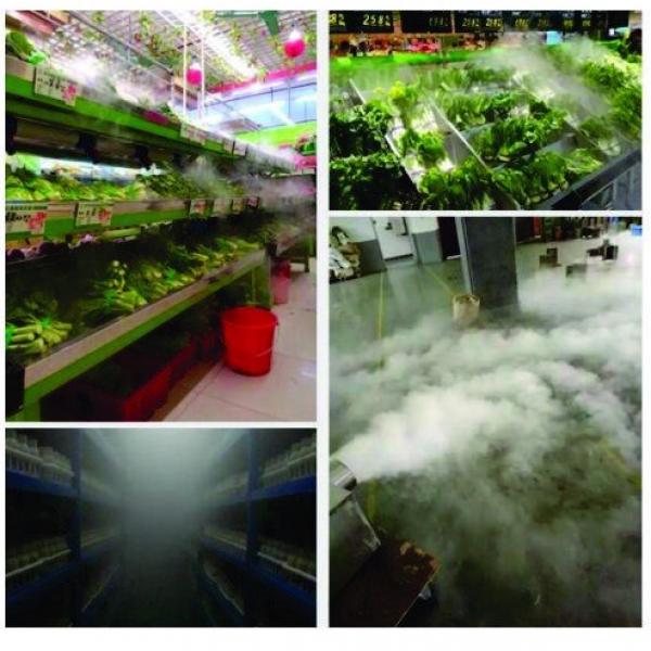 Các Ứng dụng của máy tạo ẩm phun sương Mitsuta