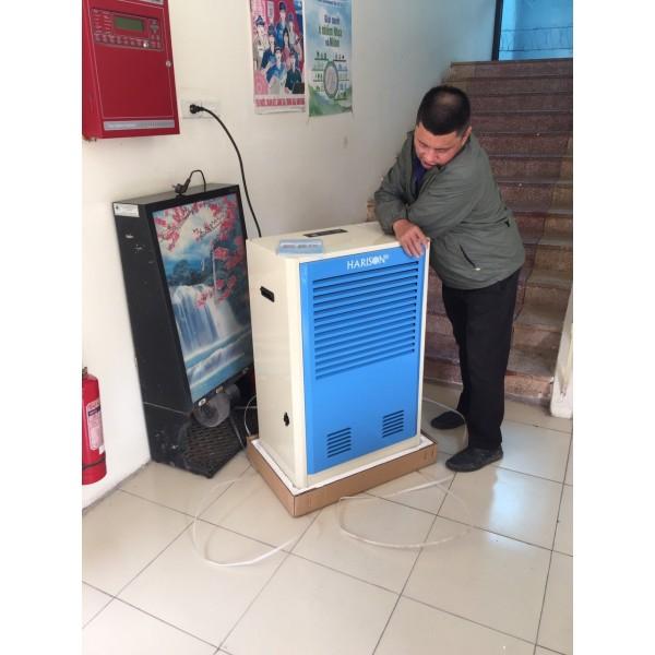 Cho thuê máy hút ẩm công nghiệp tại Hà Nội
