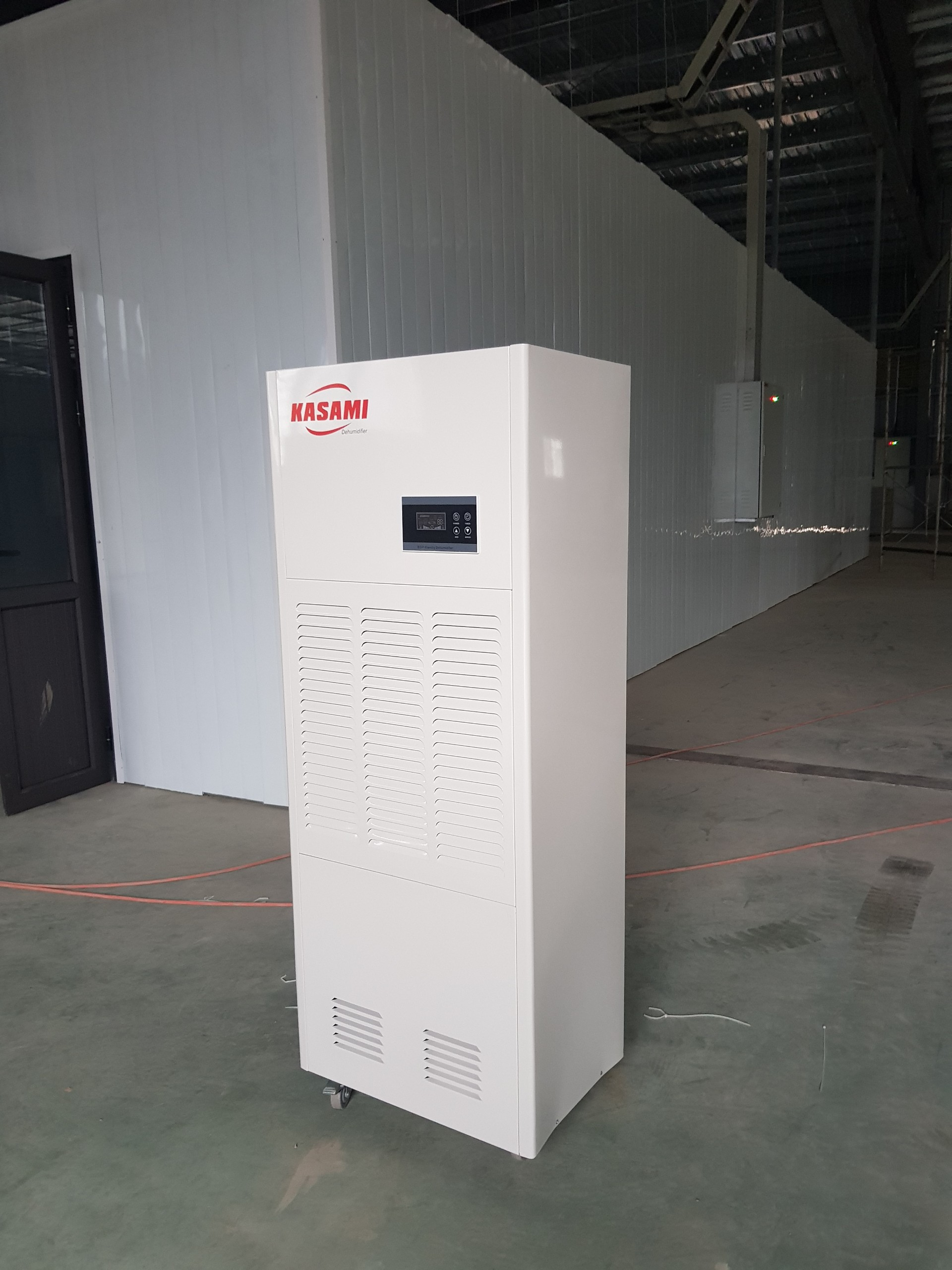 Lợi ích của máy hút ẩm công nghiệp đối với việc lưu trữ trong bảo tàng
